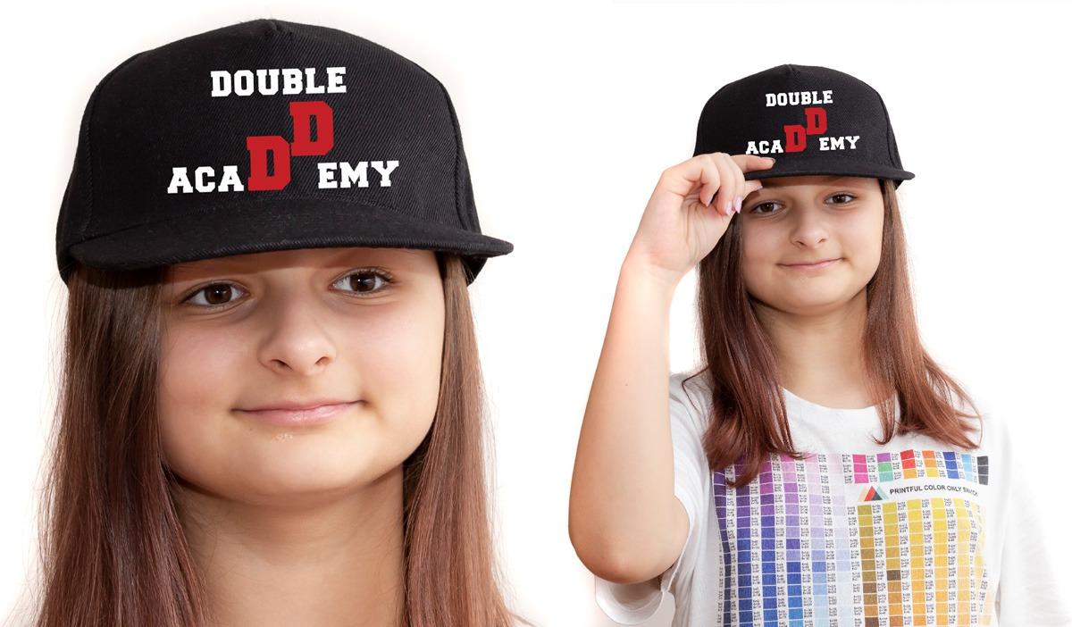 Sapca brand double d academy